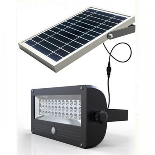 Lampa LED SLC-09 z panelem solarnym