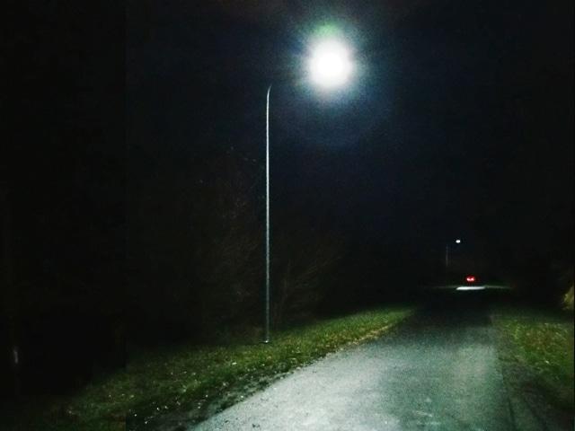 Realizacja: Latarnia Solarna LED dla Gmina Świecie przez Calidus.eu