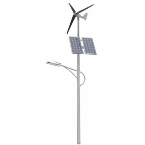 Solarna Lampa Hybrydowa LED - latarnie LED z zasilaniem hybrydowym
