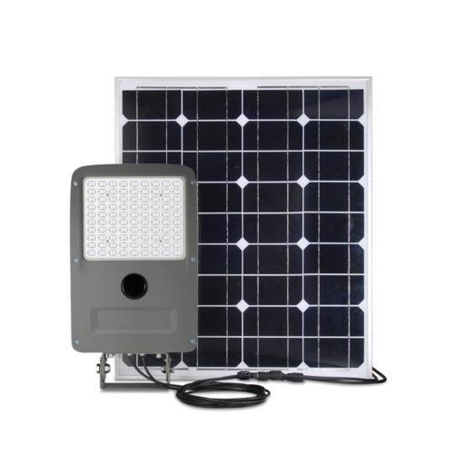 Solarne oświetlenie billboard