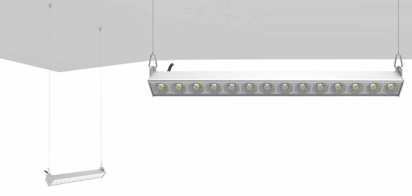 Lampa liniowa 60W