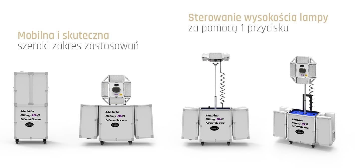 Sterylizator UVC-200W